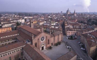 Breve storia della chiesa San Francesco di Mantova