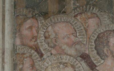 Gli affreschi della Cappella Gonzaga