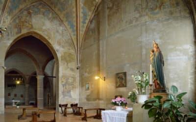 La chiesa San Francesco di Mantova